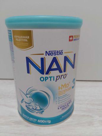 NAN optipro 3 Nestle
