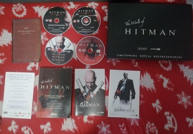 Hitman pc limitowana edycja kolekcjonerska