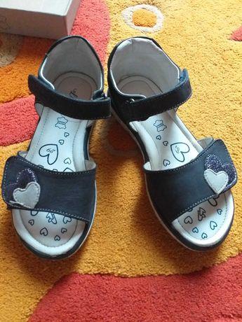 Sandałki, sandały, buty na paski, Lasocki, r. 29