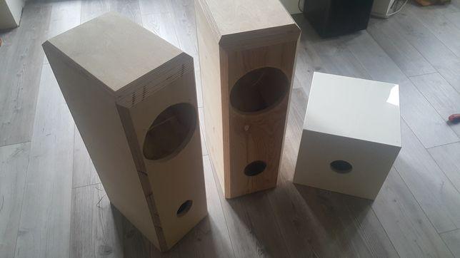 Kolumny podłogowe  diy