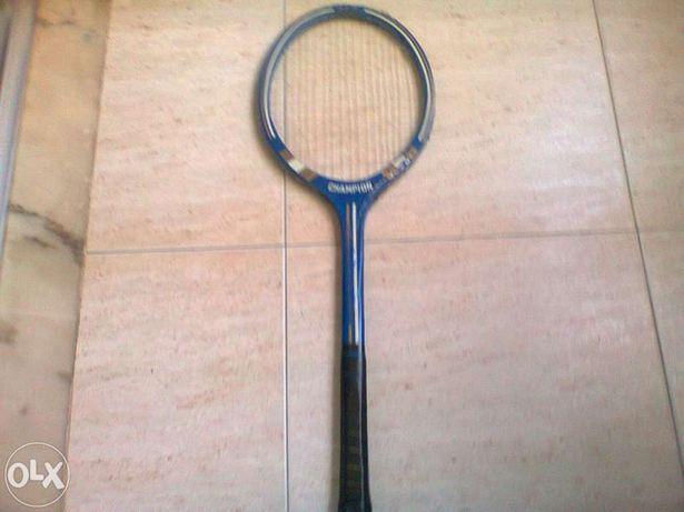 Raquete ténis champion (vintage )
