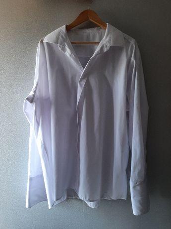 męska biała koszula r. XXL