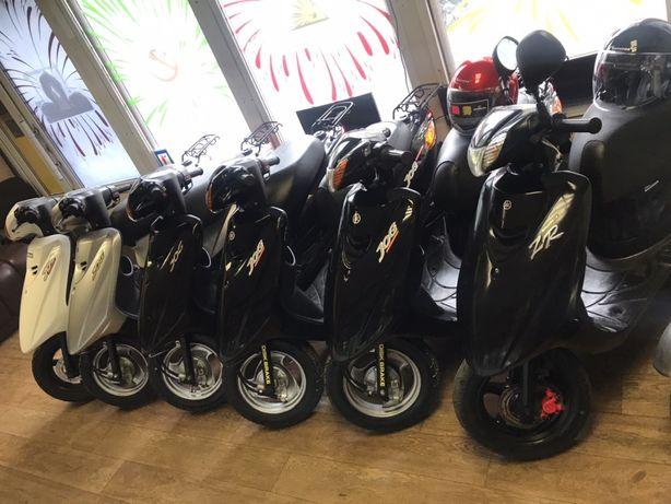 Скутер Yamaha Jog 39 ZR только из Японии