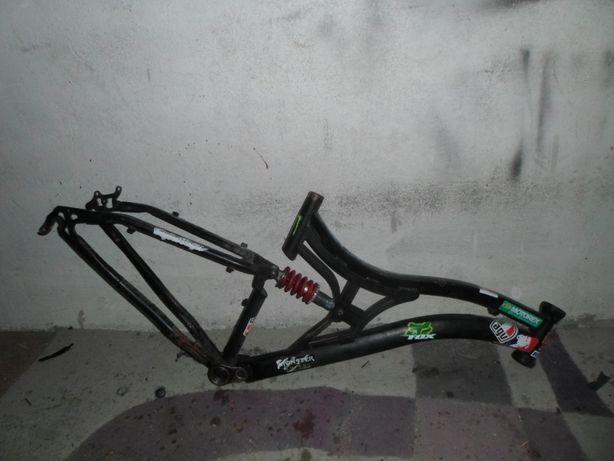 Rama rowerowa mtb kola 26