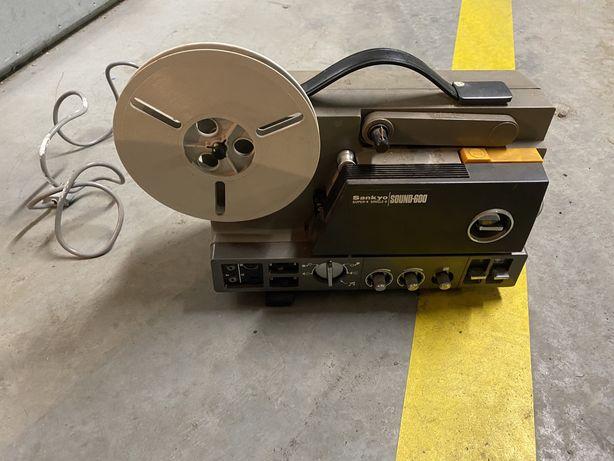 Projektor sankyo sound 600 8mm