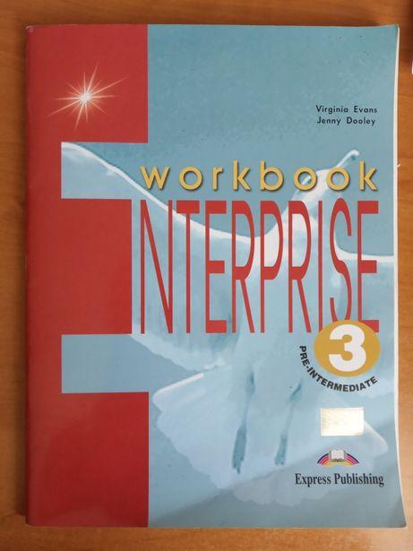 Workbook Enterprise 3 pre-intermediate