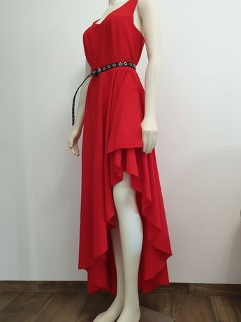 Sukienka czerwień