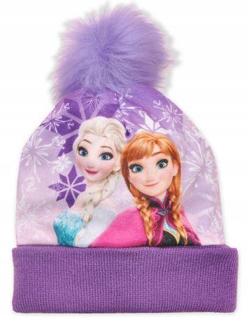 Шапка для девочки Frozen Anna ,Elza