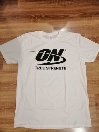 Koszulka True Strength Optimum Nutrition - XL