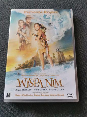 "Film Dvd ""Wyspa Nim"""