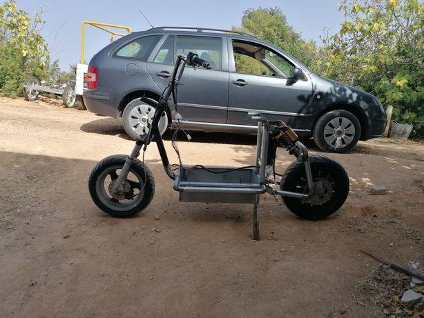 Reparação de scooters electricas