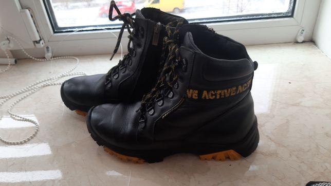 Зимние ботинки подросток