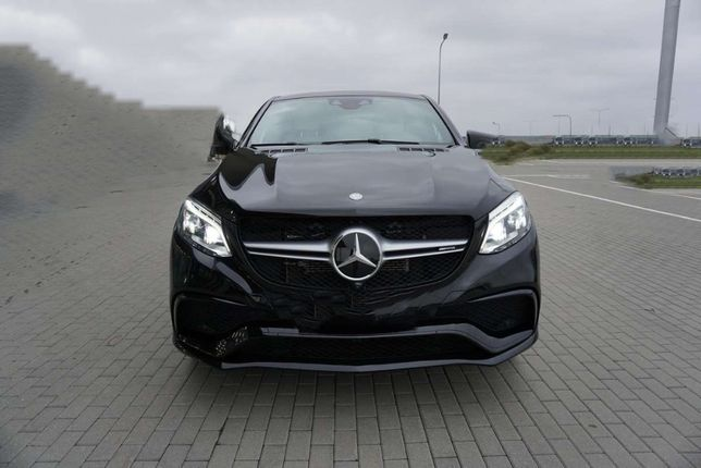 Разборка Мерседес Mercedes GLE 63 Coupe W292