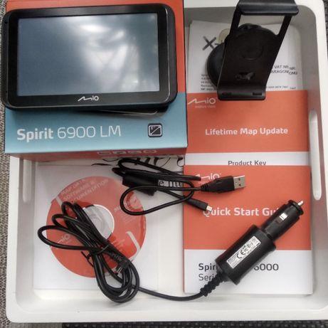 Nawigacja GPS Mio Spirit 6900 LM