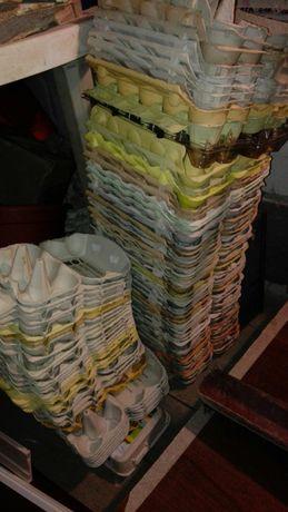 Wydmuszki kartoniki opakowania kratki jaja jaj jajka pudełka