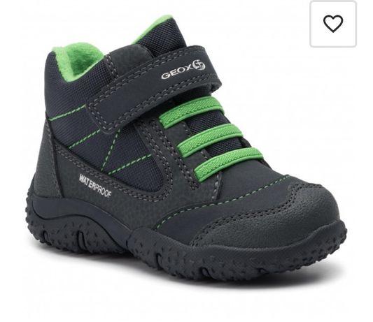 Śniegowce Geox buty zimowe 23 rozmiar
