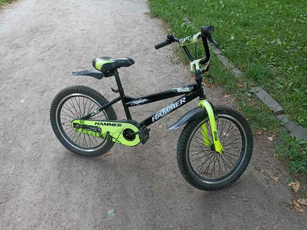 Велосипед 20 диаметр