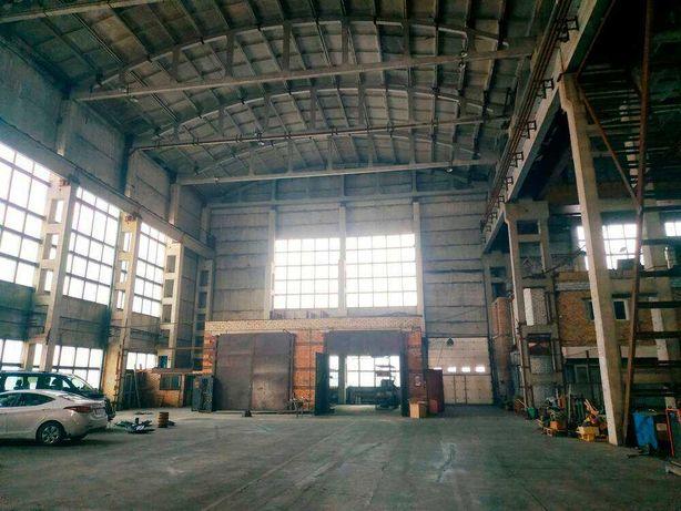 Аренда Производственно-складских помещений от 1000 кв.м