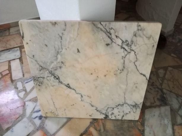 Pedras de mármore