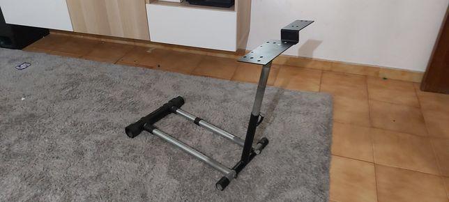 Wheel stand pro com placa para o shifter