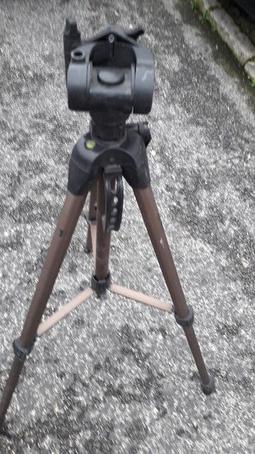 Câmera tripé - foto