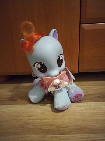 Konik my little pony rainbow dash interaktywny