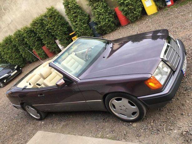 Auto do Ślubu Youngtimer, klasyk Mercedes Cabrio