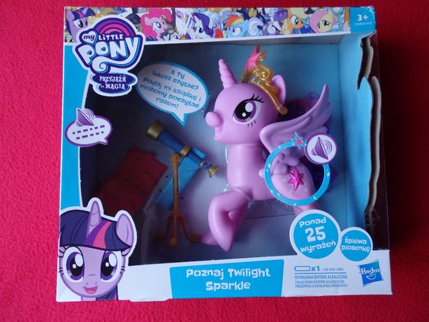 My Little Pony Magiczne Historie Twilight Sparkle
