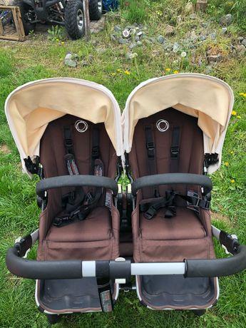Продаётся коляска bugaboo donkey twin