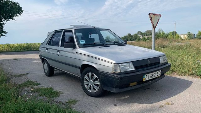 Renault 11 GTL Cheverny
