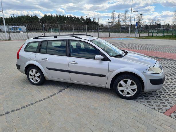 Renault Megane 1.6 benzyna LPG