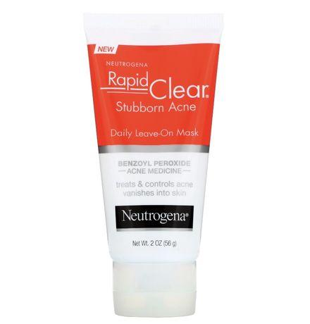 Крем / маска от прыщей, акне Neutrigena Rapid Clear