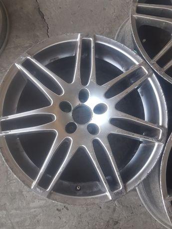 2x Felgi VW 8Jx18H2 ET35 5x100