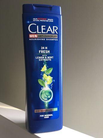Clear 400ml Szampon przeciwłupieżowy 24 Fresh dla mężczyzn