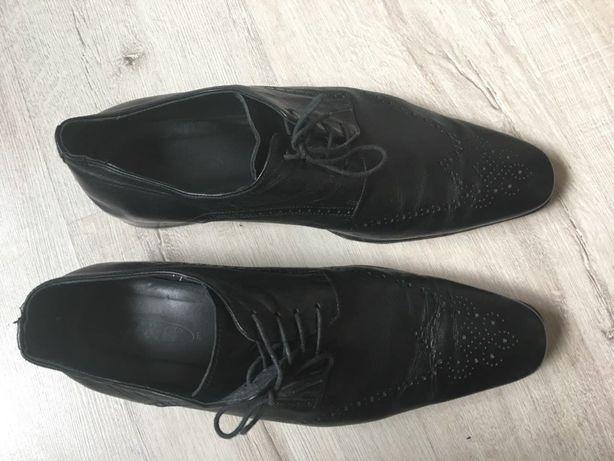 Кожаные туфли C&G