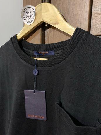 Футболка LV Louis Vuitton 3D Signature Размер М L