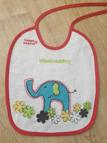 Canpol babies нагрудник слюнявчик