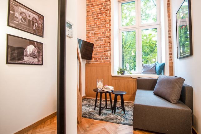 Apartamenty typu studio na Starym Mieście :: Noclegi
