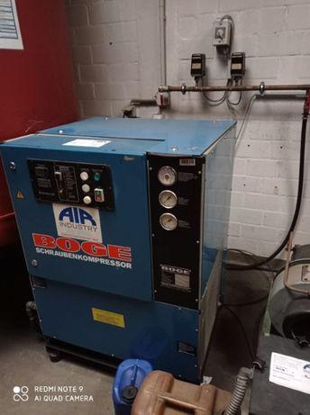 kompresor śrubowy BOGE