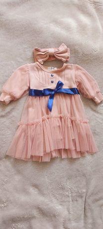 Sukienka nowa dziewczynka