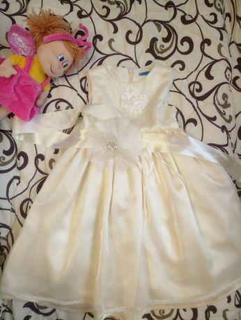 Нарядное,праздничное ,бальное платье, размер 110-116