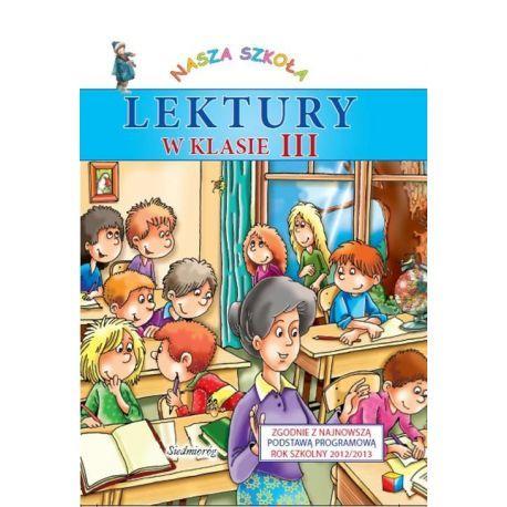 Lektury w klasie III