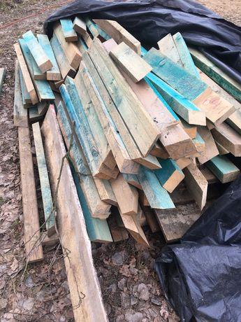 Drewno sosnowe na opał - Długołęka