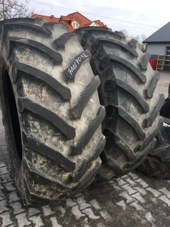 Шины 710 75 42 (710/75r42) , 70% для трактора. Без ремонта!