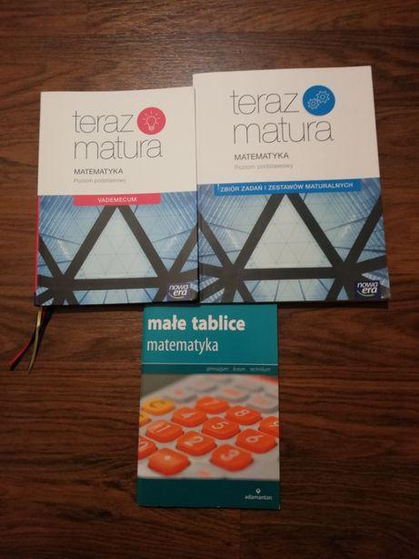 Teraz matura vademecum, zbiór zadań i zestawów maturalnych komplet