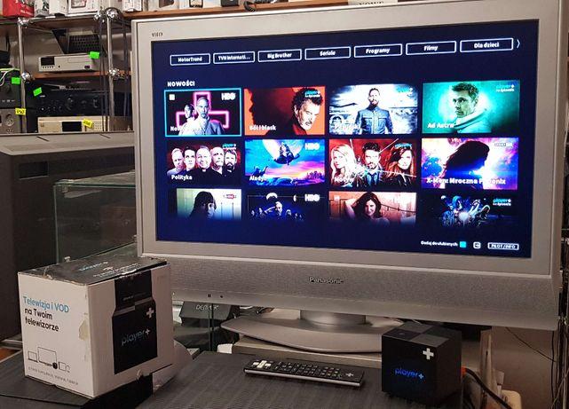 Telewizor 32 Panasonic Wi-Fi player+ usb