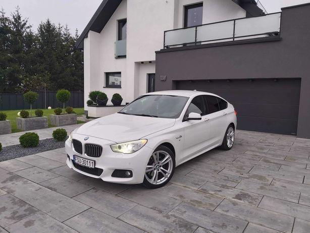 BMW 520 GT M Pakiet Shadow Line Jak Nowy 184KM