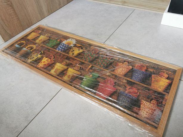 Puzzle w ramce Anne Geddes 1000 szt panorama dzieci w doniczkach