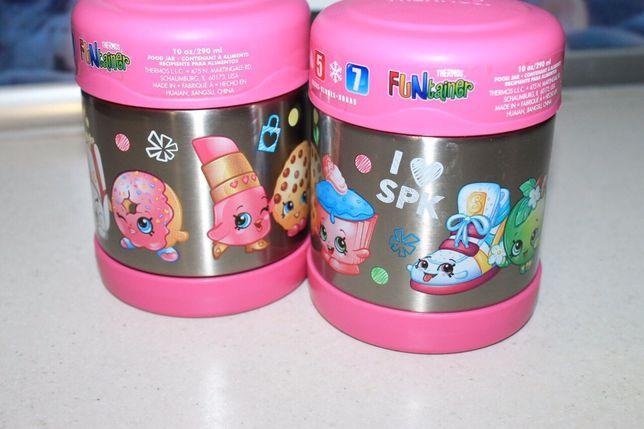 Детский термос для еды пищевой Thermos Funtainer 300 мл 0,3 л
