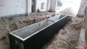 Zbiornik betonowy na szambo kanal samochodowy deszczowka piwniczka